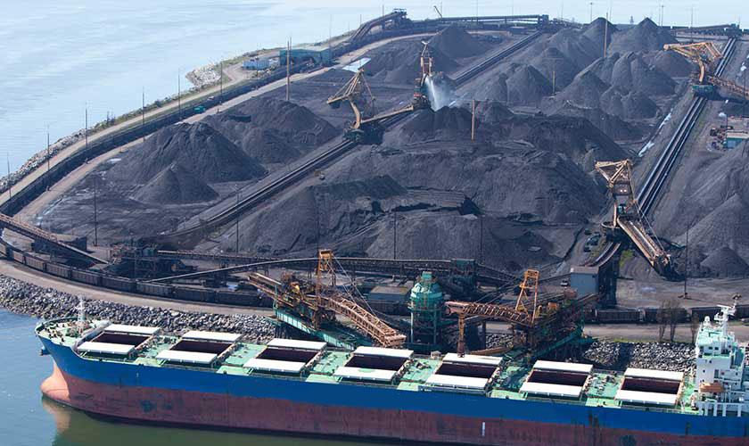 coal-trading
