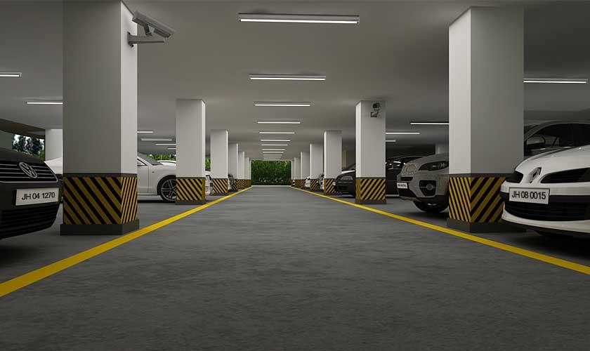 serenity-greens-parking